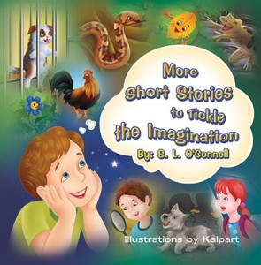 Bedtime stories for children - illustrated by Kalpart