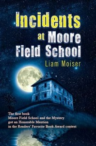 Incidents at Moore Field School_Moiser_Kalpart_CoverDesign