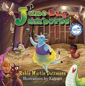 JuneBug_Duttman_Kalpart_Illustrations_children_Bedtime_stories_KidsBooks_MusicalBugs