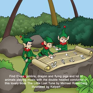 dragon-elves-goblins-animals-music-flying-pigs-lost-tunes-storybook-children-kids-gift-christmas-holidays-kalpart-SBPRA