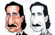 Funny Color Cartoon Caricatures www.kalpart.com